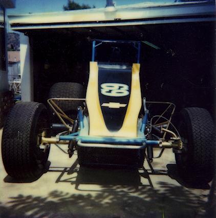 Jim Watson (Blue Gold) 454 ci Big Block Sprint Car 1