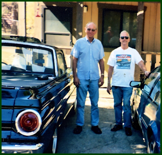 Jim Watson and Herb Mackey